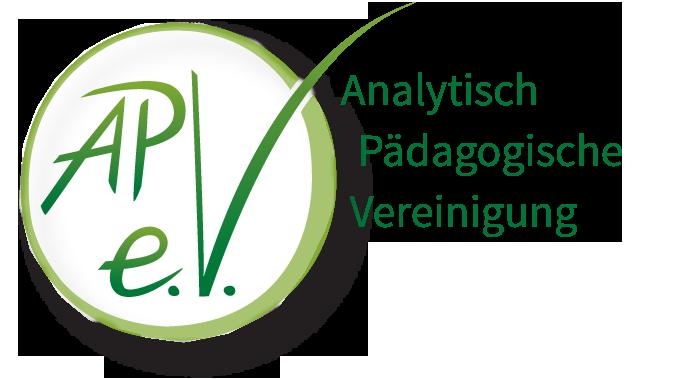 APV – Analytisch Pädagogische Vereinigung